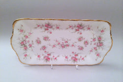 "Paragon - Victoriana Rose - Sandwich Tray - 12"" - The China Village"