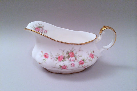 Paragon - Victoriana Rose - Sauce Boat - The China Village