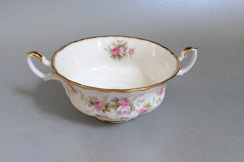 Paragon - Victoriana Rose - Soup Cup - The China Village