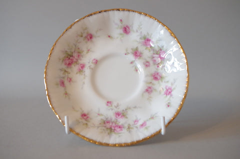 Paragon - Victoriana Rose - Tea Saucer - 5 1/2""