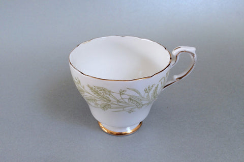 "Paragon - Whispering Grass - Teacup - 3 1/4"" x 2 3/4"" - The China Village"