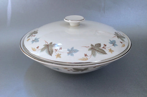 Ridgway - White Mist - Vinewood - Vegetable Tureen - The China Village