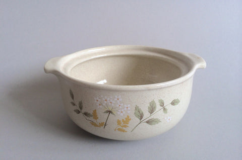 Royal Doulton - Will O' The Wisp - Thick Line - Lidded Soup Bowl - (Base Only)