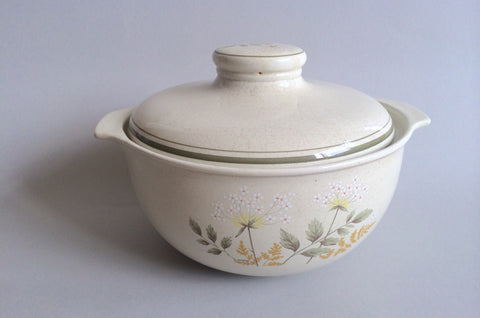 Royal Doulton - Will O' The Wisp - Thick Line - Vegetable Tureen - Lidded - 2 pt - The China Village