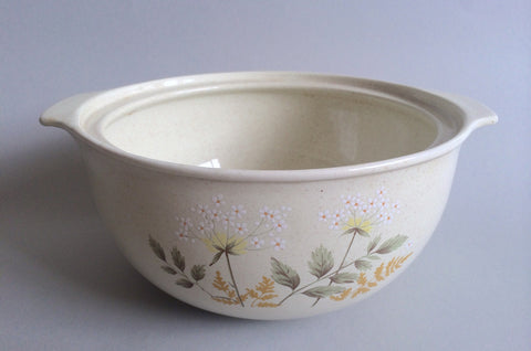 Royal Doulton - Will O' The Wisp - Thick Line - Casserole Dish (Base Only) - 3 pt - The China Village
