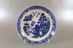 "Wedgwood - Willow - Tea Saucer - 5 3/4"" - The China Village"