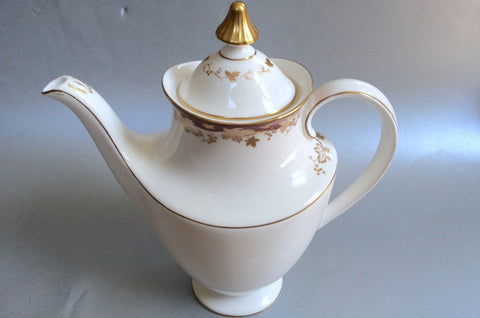 Royal Doulton - Winthrop - Coffee Pot - 2pt - The China Village