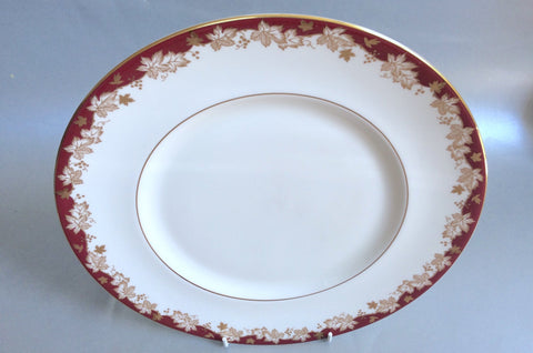 "Royal Doulton - Winthrop - Dinner Plate - 10 1/2"" - The China Village"