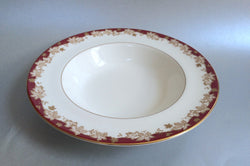 "Royal Doulton - Winthrop - Rimmed Bowl - 9"" - The China Village"