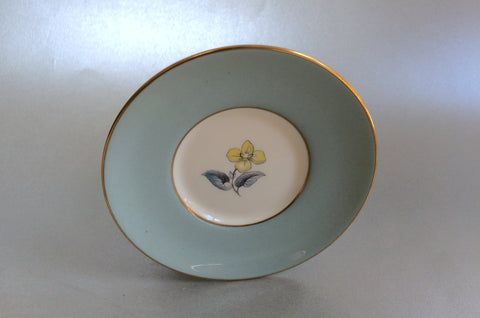 "Royal Worcester - Woodland - Coffee Saucer - 4 7/8"" - The China Village"