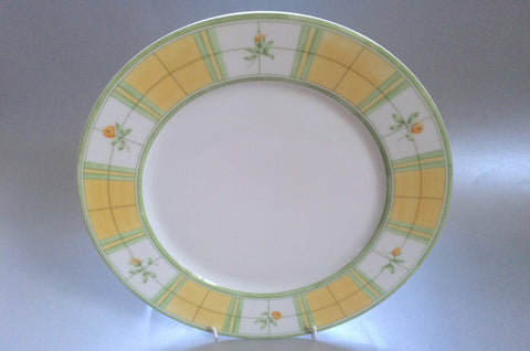 "Marks & Spencer - Yellow Rose - Dinner Plate - 10 5/8"" - The China Village"