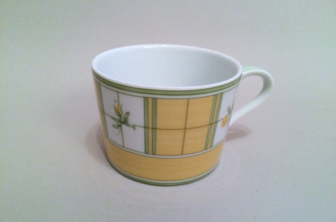 "Marks & Spencer - Yellow Rose - Teacup - 3 1/2"" x 2 1/2"" - The China Village"