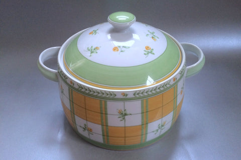 Marks & Spencer - Yellow Rose - Vegetable Tureen - The China Village