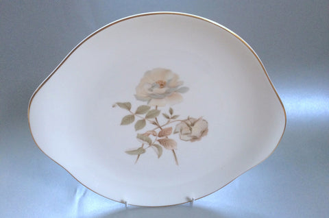 "Royal Doulton - Yorkshire Rose - Bread & Butter Plate - 10 3/4"" - The China Village"