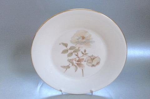 "Royal Doulton - Yorkshire Rose - Starter Plate - 9"" - The China Village"