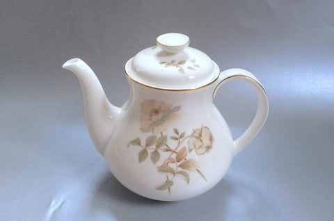 Royal Doulton - Yorkshire Rose - Teapot - 2pt - The China Village