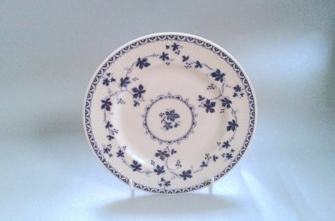 "Royal Doulton - Yorktown - Old Style - Ribbed - Side Plate - 6 1/2"" - The China Village"
