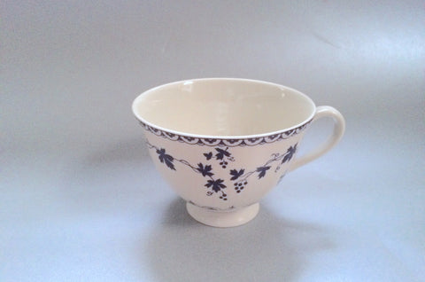 "Royal Doulton - Yorktown - Old Style - Ribbed - Teacup - 4"" x 2 3/4"" - The China Village"