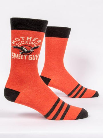 M-CREW SOCKS -Sweet Guy