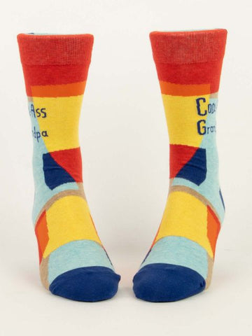 M-CREW SOCKS - Cool ass Grandpa