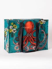 Shopper Tote- Octopus