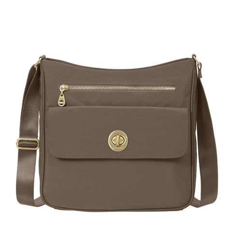 Antalya Top Zip Flap Crossbody Bagg