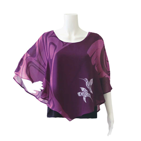 Chiffon Blouse - Infinite Joy by Paul Windsor