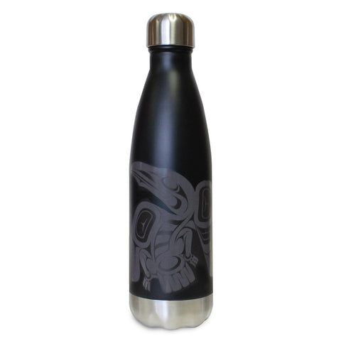 Insulated Bottle - Raven by Francis Horne Sr.
