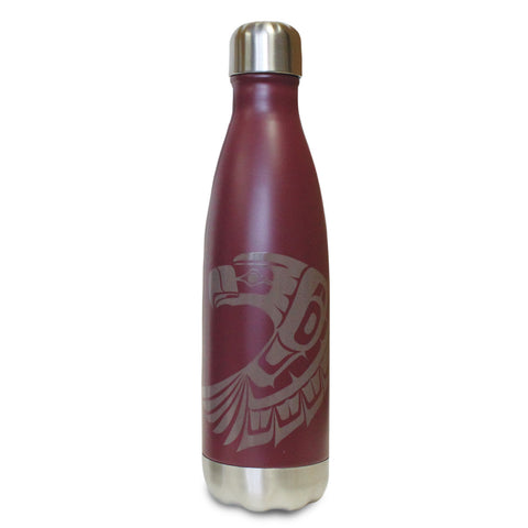 Insulated Bottle - Eagle by Ben Houstie