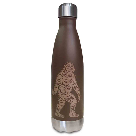 Insulated Bottle - Sasquatch by Francis Horne Sr.