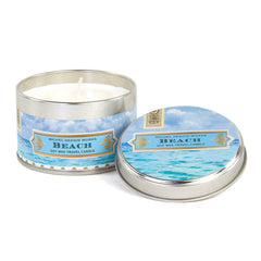 Beach Travel Candle