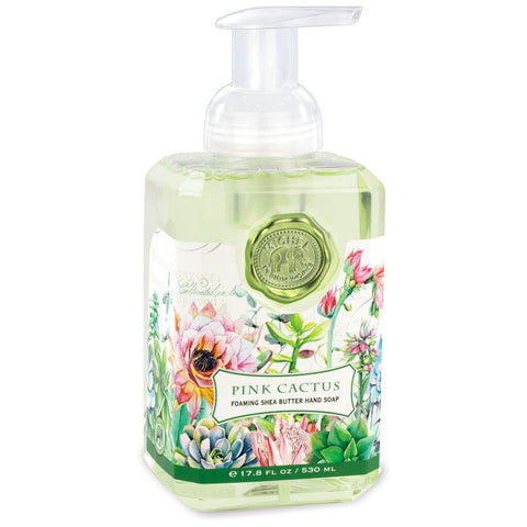 Pink Cactus Foaming Shea Butter Hand Soap