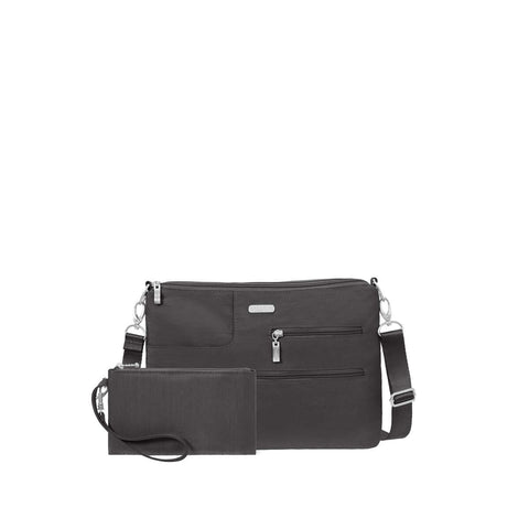 RFID Tablet Crossbody Bagg