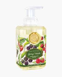 Berry Patch Foaming Shea Butter Soap