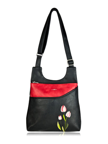 Tulip Messenger Black
