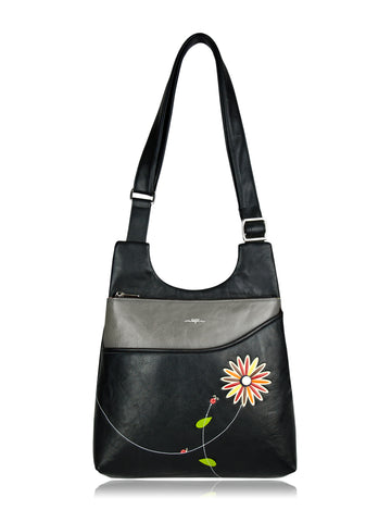 Lira Messenger- black