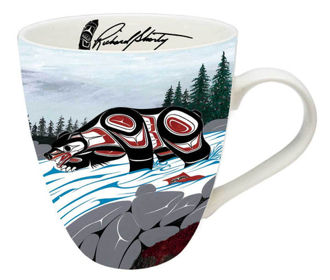 CYCLE OF LIFE 18 OZ. MUG
