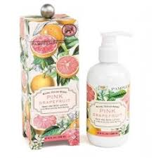 Pink Grapefruit Hand and Body Lotion
