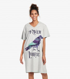 Raven Lunatic Women's Sleepshirt