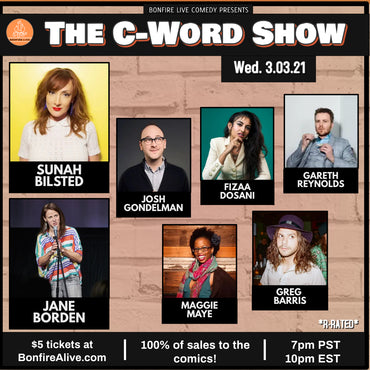 The C Word Show (Wednesday, March 3rd at 10PM EST)