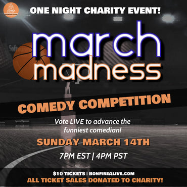 March Madness (Sunday, March 14th at 7PM EST)