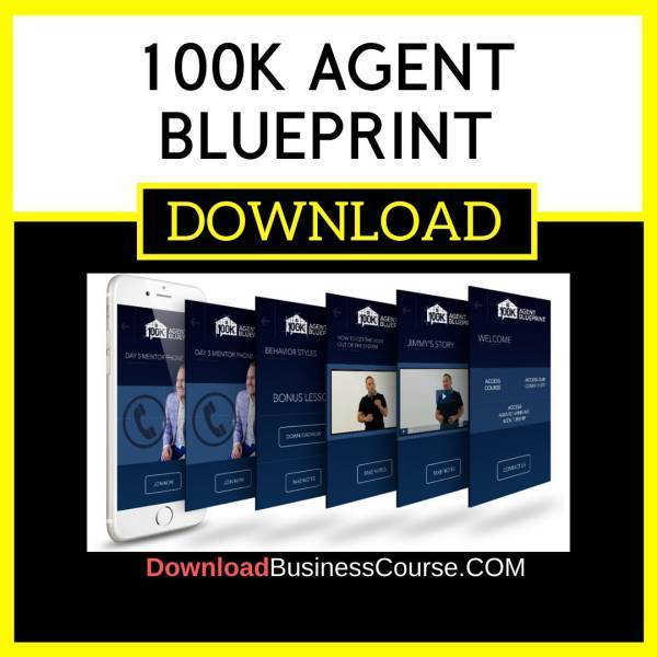 100k Agent Blueprint FREE DOWNLOAD