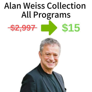 Alan Weiss Collection - All Programs FREE DOWNLOAD