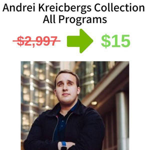 Andrei Kreicbergs Collection - All Programs FREE DOWNLOAD