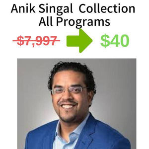 Anik Singal Collection - All Programs FREE DOWNLOAD