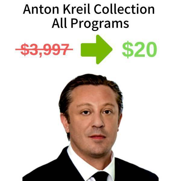 Anton Kreil Collection - All Programs FREE DOWNLOAD