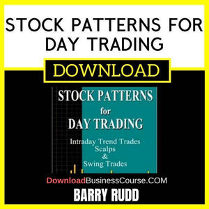 Barry Rudd Stock Patterns For Day Trading FREE DOWNLOAD