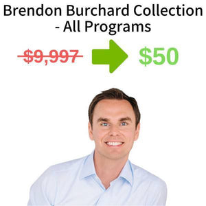 Brendon Burchard Collection - All Programs FREE DOWNLOAD