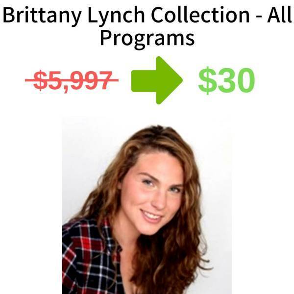 Brittany Lynch Collection - All Programs FREE DOWNLOAD