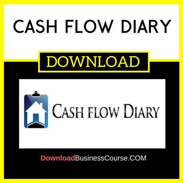 Cash Flow Diary FREE DOWNLOAD